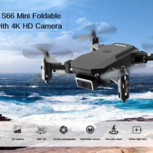 S66 Mini Drona 4K