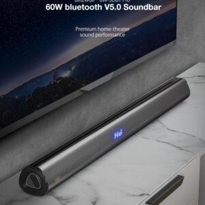 BlitzWolf® BW-SDB1 Pro 35-inch bluetooth V5.0 Soundbar