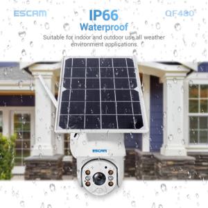 Camera panou solar 4g Escam