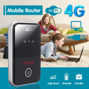 Portable 3G 4G Router LTE 4G Wireless