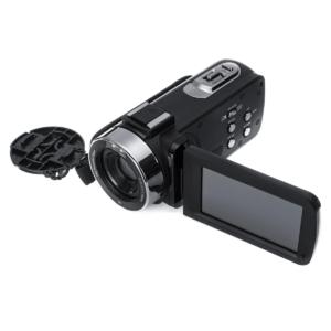 Camera video DV Camera UHD 2,7K neagra